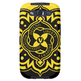 Voluntaryist iPhone Case Galaxy SIII Cover