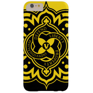 Voluntaryist iPhone Case Barely There iPhone 6 Plus Case