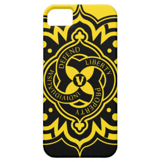 Voluntaryist iPhone Case iPhone 5 Covers