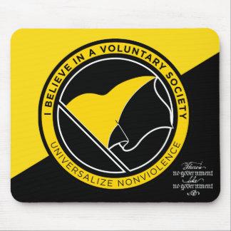 Voluntaryist Mousepads