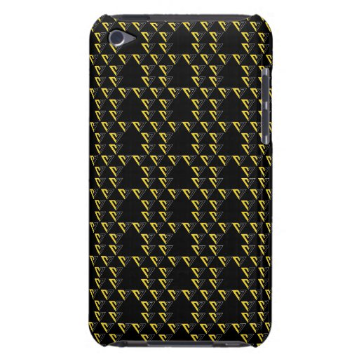 Voluntaryist Patterned Phone Case Barely There iPod Cover