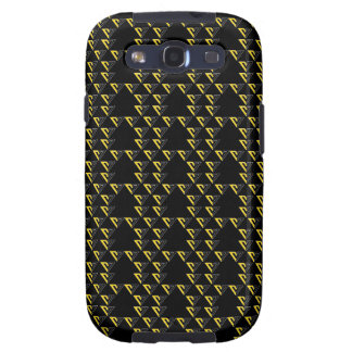 Voluntaryist Patterned Phone Case Galaxy S3 Cover