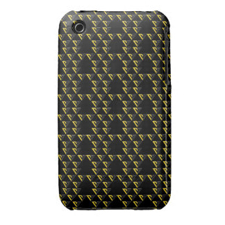 Voluntaryist Patterned Phone Case iPhone 3 Covers