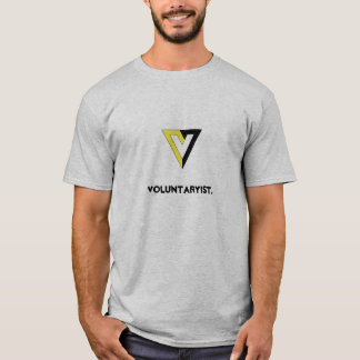 Voluntaryist. T-Shirt
