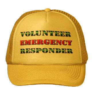 Volunteer Emergency Responder Trucker Hat