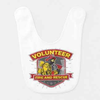 Volunteer Fire and Rescue Bib
