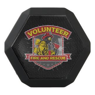 Volunteer Fire and Rescue Black Bluetooth Speaker