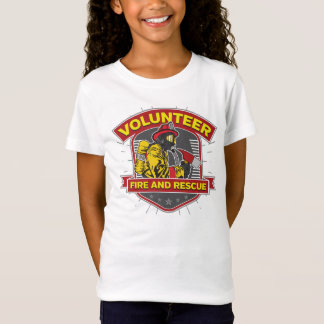 Volunteer Fire and Rescue T-Shirt