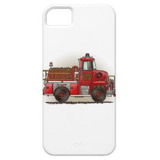Volunteer Fire Truck iPhone 5 Cover