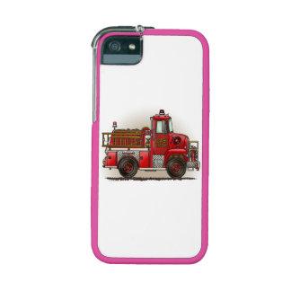 Volunteer Fire Truck Case For iPhone 5/5S