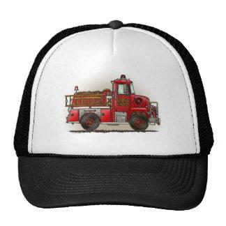 Volunteer Fire Truck Hat