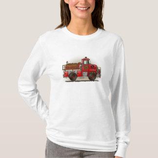 Volunteer Fire Truck T-Shirt