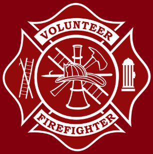 Volunteer Firefighter Large Gift Bag