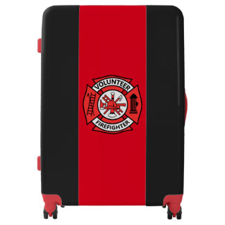Volunteer Firefighter Luggage