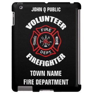 Volunteer Firefighter Name Template