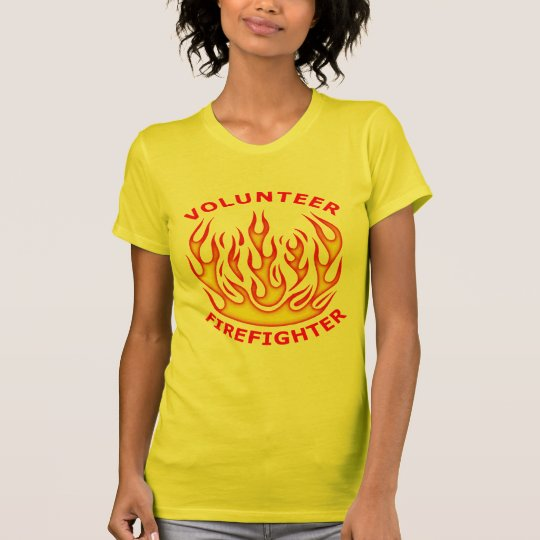 Volunteer Firefighter T-Shirt
