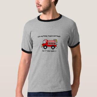 Volunteer Firefighters T-Shirt