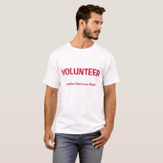 Volunteer ID Shirt