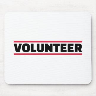 Volunteer Mouse Pad