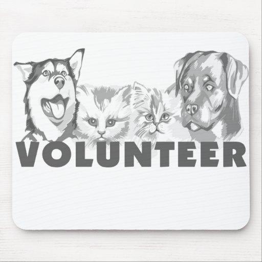 Volunteer Mousepads