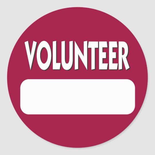 volunteer badges templates juve cenitdelacabrera co