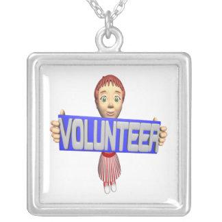Volunteer Necklaces