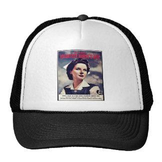 Volunteer Nurse's Aide Trucker Hats