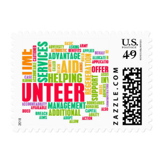 Volunteer Postage