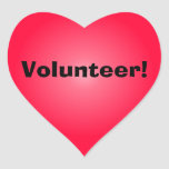 Volunteer: