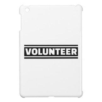 Volunteer staff iPad mini covers