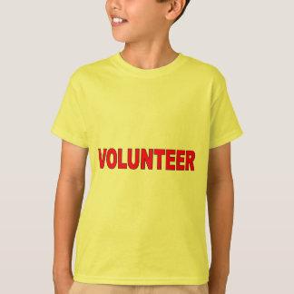 Volunteer wear T-Shirt