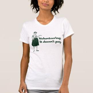 Volunteering shirt