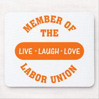 Volunteering to help others is a labor of love mouse pad