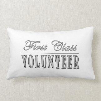 Volunteers First Class Volunteer Throw Pillow