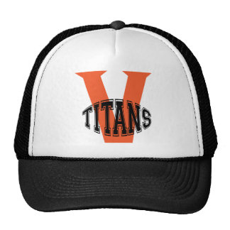 Volusia Titans Football And Cheer Trucker Hats