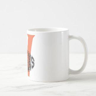 Volusia Titans Football And Cheer Classic White Coffee Mug