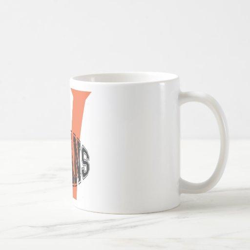 Volusia Titans Football And Cheer Mug