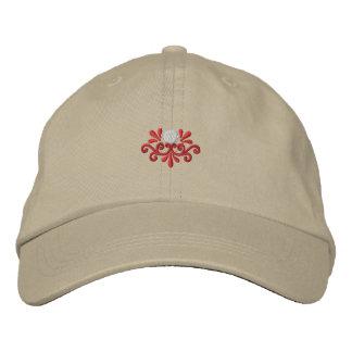 Voluta del golf gorra bordada