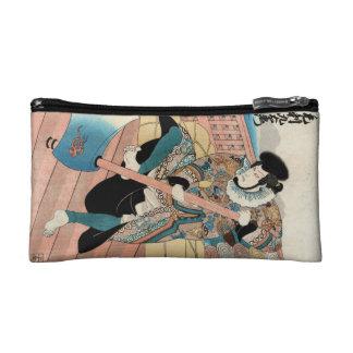 Voluta japonesa fresca del guerrero del ukiyo-e de