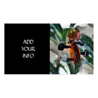 Voluta soñadora del violín