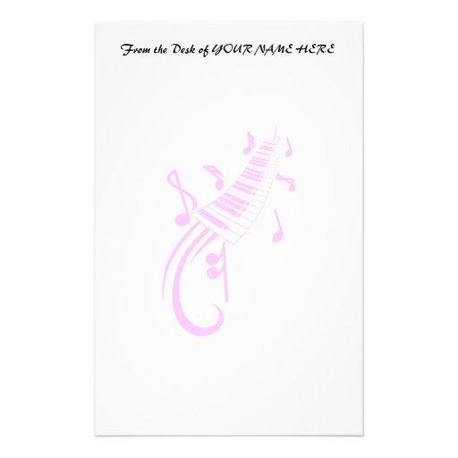 voluta y notas pink.png del teclado  papeleria