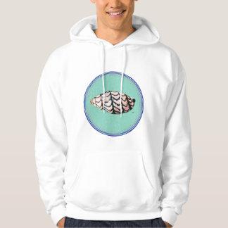 Volute Shell in Rope Circle Sweatshirt