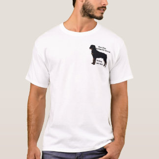 Vom Blue Rottweiler Rescue T-Shirt