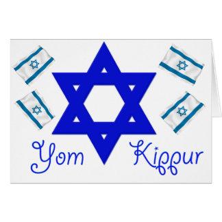 Vom Kippur Greeting Card