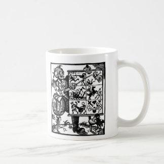 Vom Totentanz Death has a Plan mug