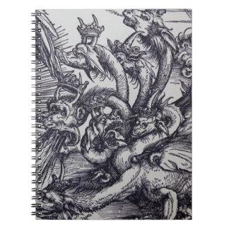 Vomiting Dragon King Notebook