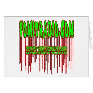 VOMITRADIO.COM CARD