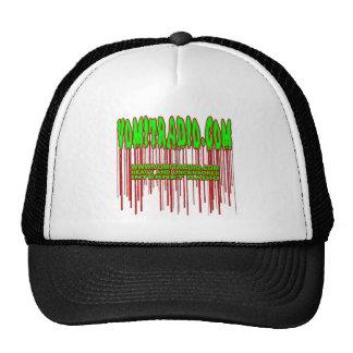 VOMITRADIO.COM TRUCKER HAT