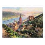 Von Astudin, Bacharach am Rhein Postcards