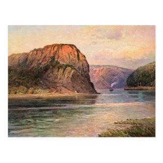 Von Astudin, The Lorelei (die Loreley) Postcard